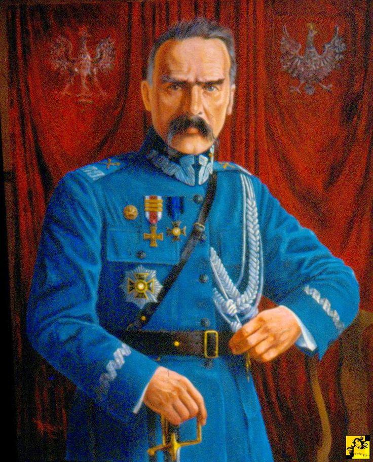 Marszałek Polski Józef Piłsudski (1867-1935) Naczelnik Państwa i Naczelny Wódz w l. 1918-1922