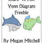 Shark vs. Fish Freebie
