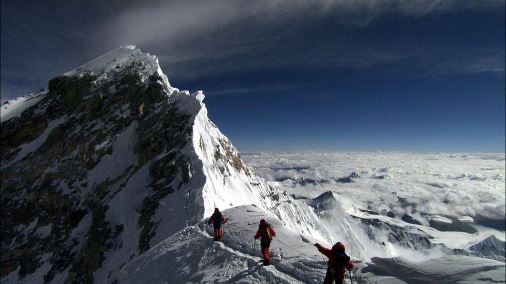 Summit Bid (Everest): Magazine, Mt Everest, Everest Top, Everest Art, Adventure, Cloud, Bid Everest, Eye