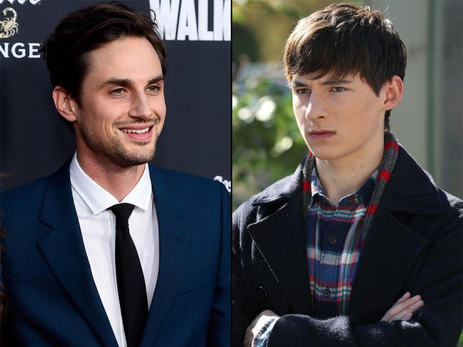 Once Upon a Time: A theory on who Andrew J. West is playing