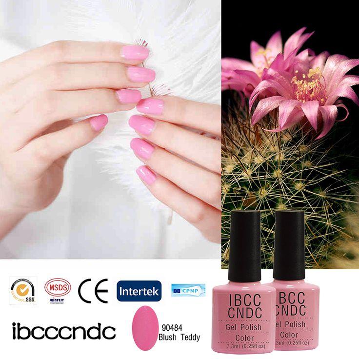 IBCCCNDC New Style Nail Gel Polish Soak Off Gel 7.3 ml Long Lasting UV Gel Colorful Polishes Nair Art 79 Hot Colors Choose 90484