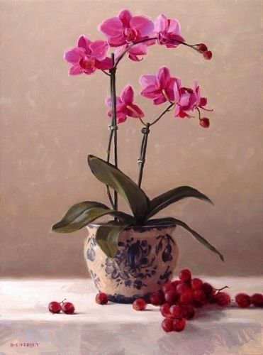"Fine Art and You: Still Life Paintings by Canadian Artist ""Laurie Kersey"""