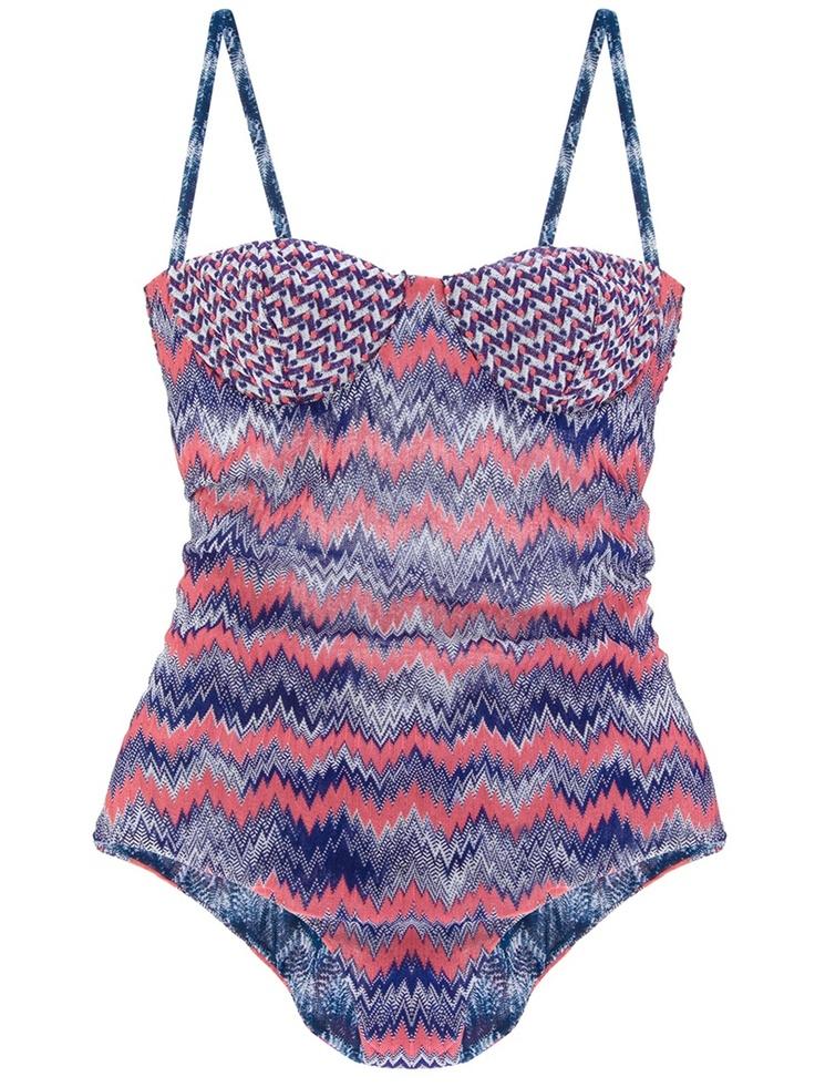 MISSONI reversible swimming suit