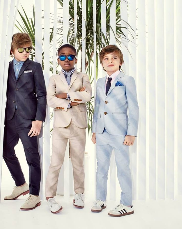 For A A Detailed Event Bar Mitzvah Style Boys Suits