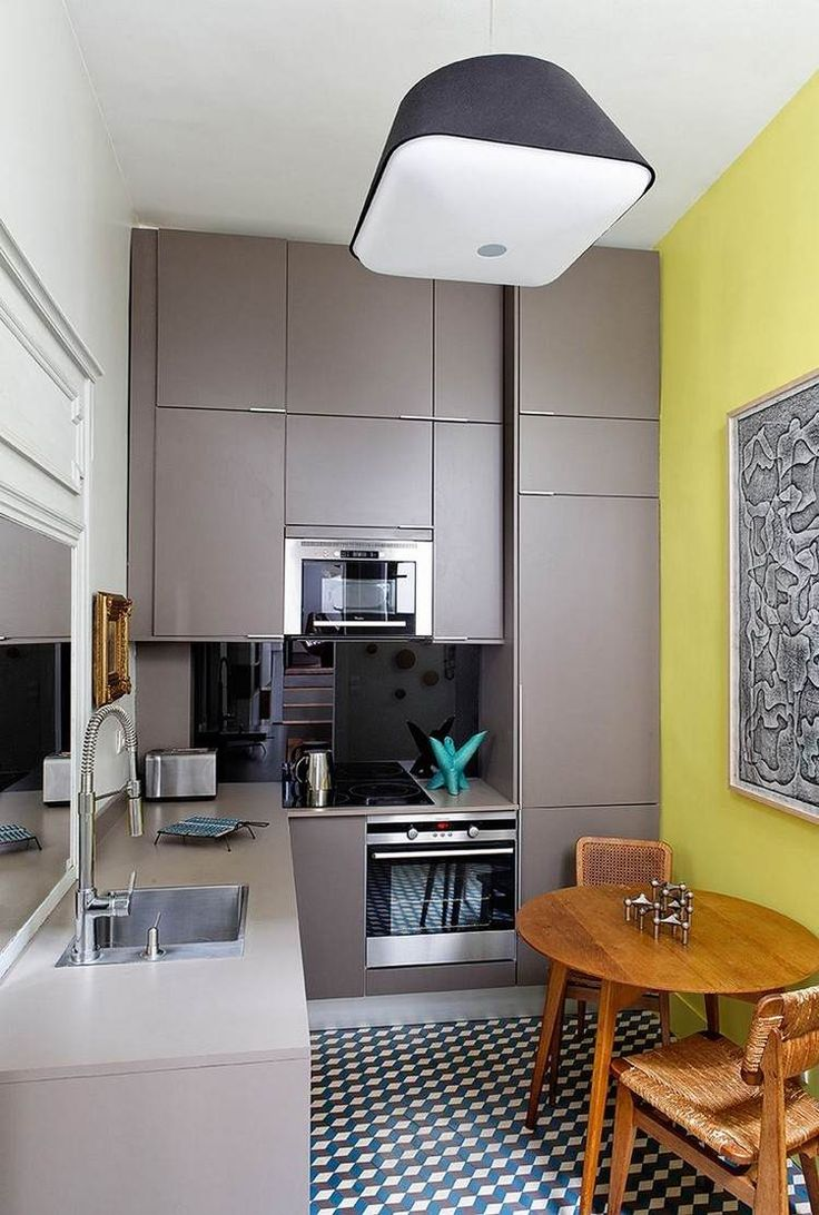 die besten 25 kleine k chen einrichten tipps ideen auf pinterest kleine wohnungen einrichten. Black Bedroom Furniture Sets. Home Design Ideas