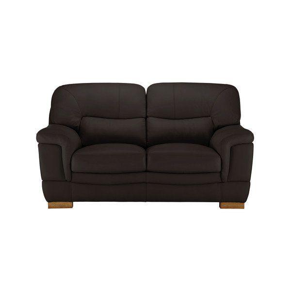 Brown Leather Sofas 2 Seater Sofa Brandon Range Oak Furnitureland Seater Sofa Leather Sofa