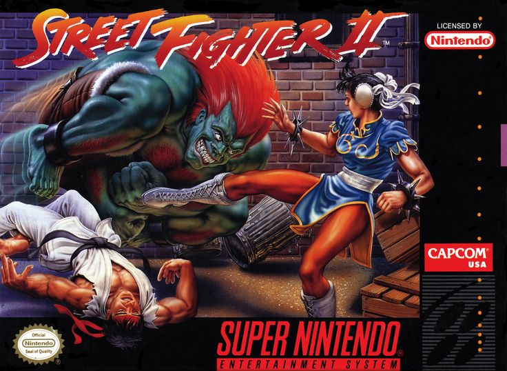 street fighter ii cover - Google Search