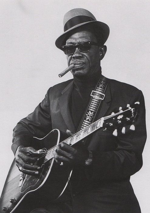 Lightnin Hopkins:Sam John Hopkins (March 15, 1912 – January 30, 1982), better known as Lightnin' Hopkins, was an American country blues singer, songwriter, guitarist and occasional pianist, from Houston, Texas. Rolling Stone magazine included Hopkins at number 71 on their list of the 100 greatest guitarists of all time.