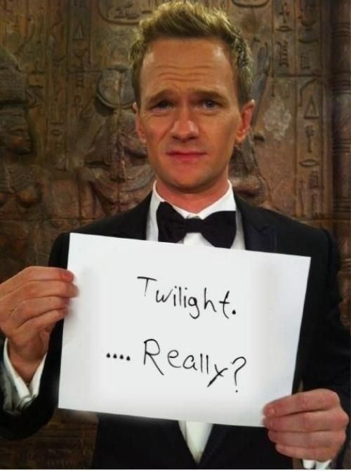 Oh, NPH. You really are perfect.: Neil Patrick'S Harry, Barney Stinson, Love You, Awesome, Giggl, Himym, Funny, Hate Twilight, People