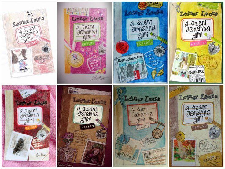Rajzolt SzJG könyvek