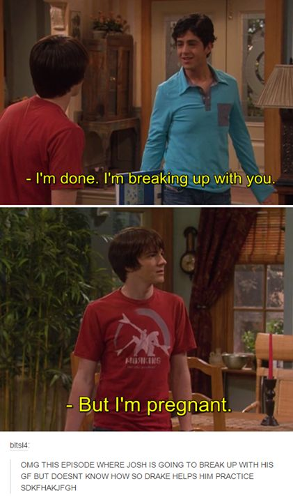 Drake and Josh was the best