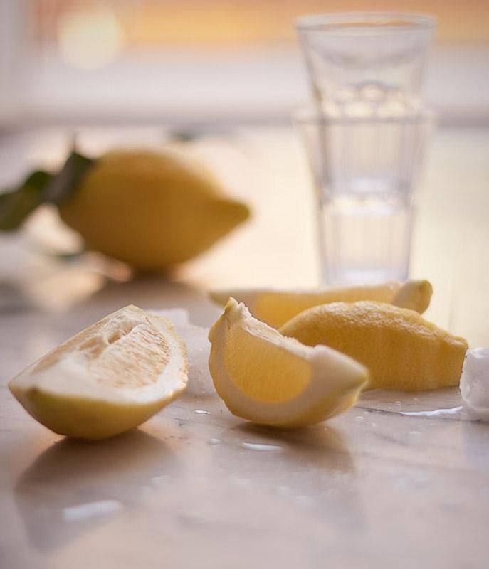 Broccolini + Charred Lemon Flatbread Recipe — Dishmaps