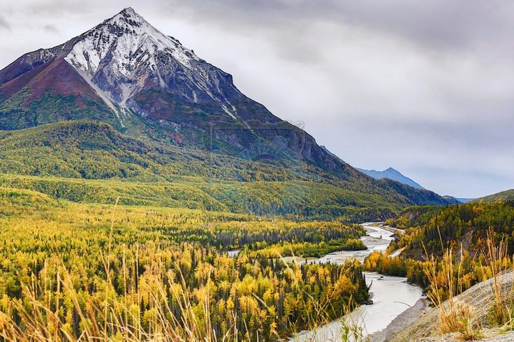 King Mountain, Alaska
