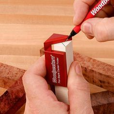 Woodpeckers One-Time Tool Pen Blank Center Finder
