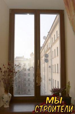 Предлагаем Деревянные евроокна,двери,лестницы 5