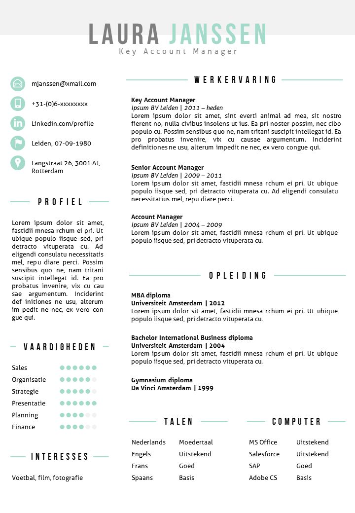 The 25+ best Cv in english ideas on Pinterest Cv english, Resume - resume template in word 2010