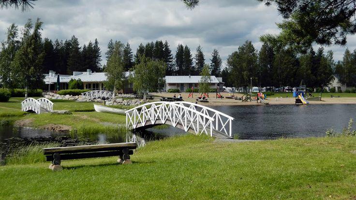 Kalajärvi tourist resort, Peräseinäjoki, Finland. - South Ostrobothnia province of Western Finland. - Etelä-Pohjanmaa.