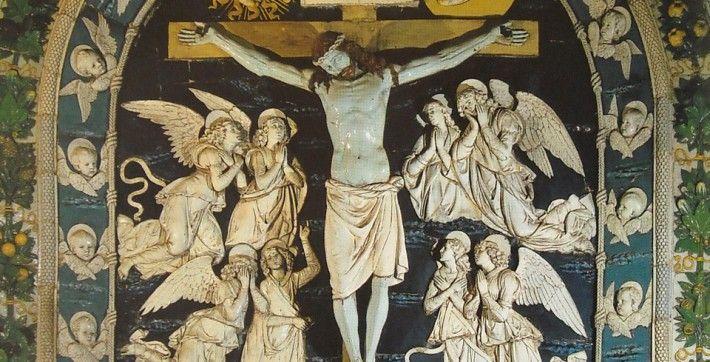 Ma Caino andrà in paradiso? Analisi della Crocifissione di Andrea ...