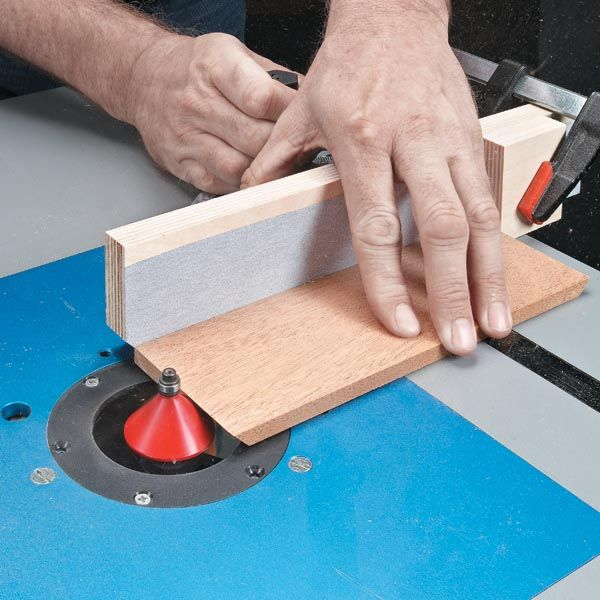 Gap-Free Miter Joints | Woodsmith Tips
