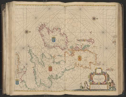 Page 12  Zee-atlas; Colom, Arnold 1656?  Albert and Shirley Small Special Collections Library, University of Virginia.  http://search.lib.virginia.edu/catalog/uva-lib:2287415/view#openLayer/uva-lib:2380013/6506/8461/2/1/0