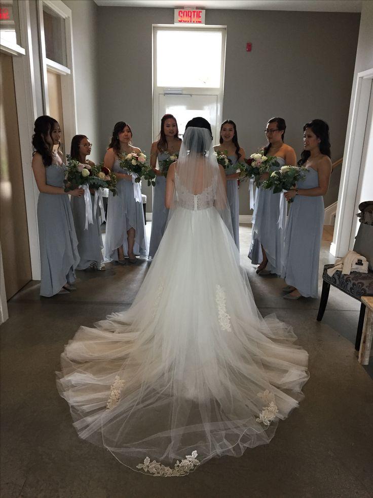 Bridal party 🎉   #bridalparty #bridesmaids #weddingday #weddingceremony