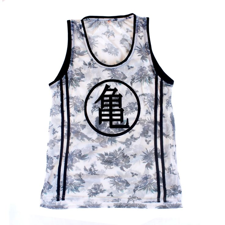 Kame House Mesh Tank -AX Special-