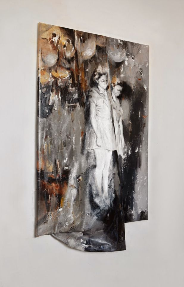 Paintings by Flavia Pitis   http://inagblog.com/2016/01/flavia-pitis-update/   #art #paintings
