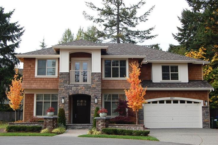A custom home by American Classic Homes