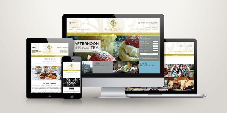 Mellington Hall - Brand / Design / Print / Photography / Website