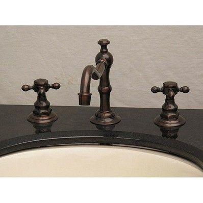 Oil Rubbed Bronze Widespread Faucet by Legion Furniture | Discount Bathroom Vanities
