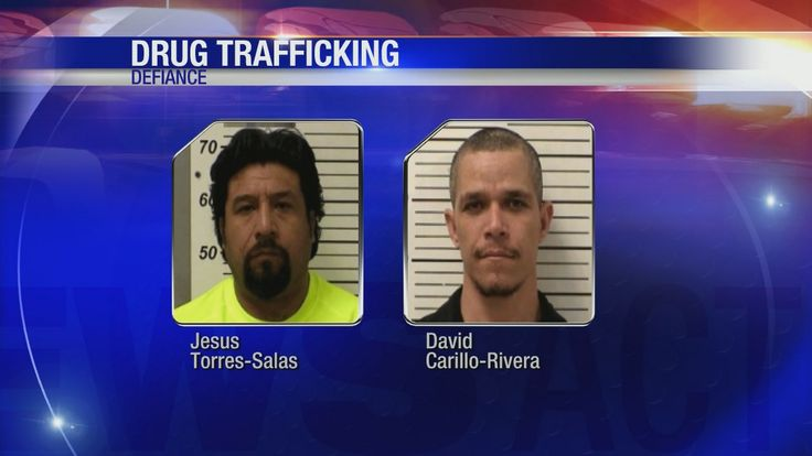 Police arrest suspects towing half a ton of marijuana - 13abc Action News