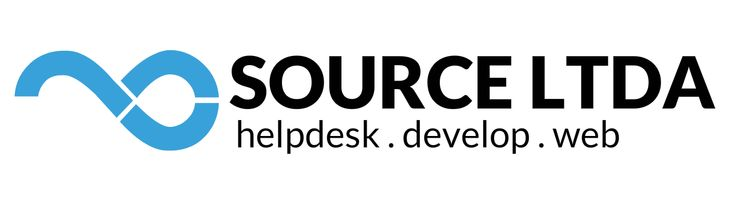 Logo SOURCE LTDA helpdesk - develop - web