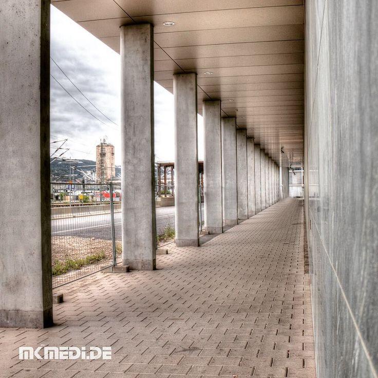 Markus Medinger Picture of the Day | Bild des Tages 15.07.2016 | www.mkmedi.de #mkmedi  #365picture #365DailyPicture #pictureoftheday #bilddestages #building  #instagood #photography #photo #art #photographer #exposure #composition #capture #moment  #diebahn #train #bahnhof #hauptbahnhof #mainstation #buildings #urban #city  #stuttgart #badenwuerttemberg #germany #deutschland  @deinstuttgart @badenwuerttemberg @visitbawu @srs_germany @srs_buildings @geheimtippstuttgart @stuttgart.places…