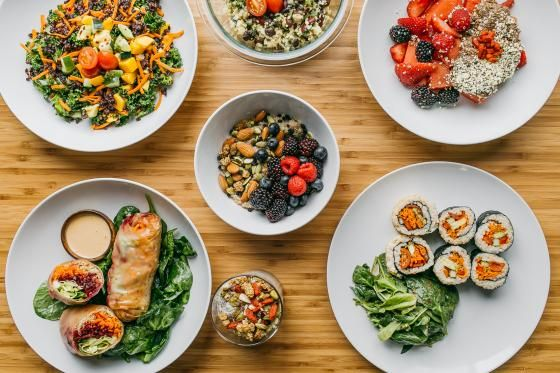7 Convenient and Healthy Bay Area Meal Delivery Services to Try in 2016 By Sarah Hawthorne on January 04, 2016 1:30 PM 8  Healthy and delici...