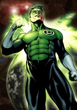 Green Lantern / Kyle Rayner (Зелёный Фонарь / Кайл Рэйнер)