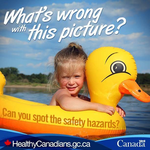 Water toys safety: http://www.healthycanadians.gc.ca/kids-enfants/boating-nautique/toys-jouets-eng.php?utm_source=Pinterest_HCdns&utm_medium=social&utm_content=Dec15_WaterSafetyToys_ENG&utm_campaign=social_media_13