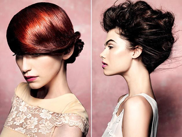 various hair styles for best 25 evening hairstyles ideas on medium 5727