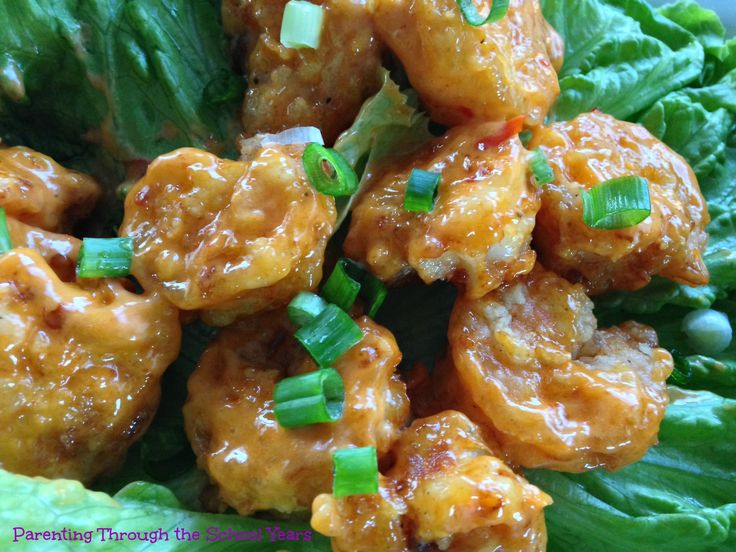 Sweet and Spicy Shrimp - I've heard many people say that a girl marries her father and…I think that I have. My daddy has never been a restaurant kind of man. Even on special occasions like his birthday my dad...