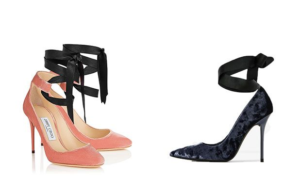 Stilettos Jimmy Choo y Zara http://stylelovely.com/entutiendamecole/2016/12/stilettos-zara-jimmy-choo