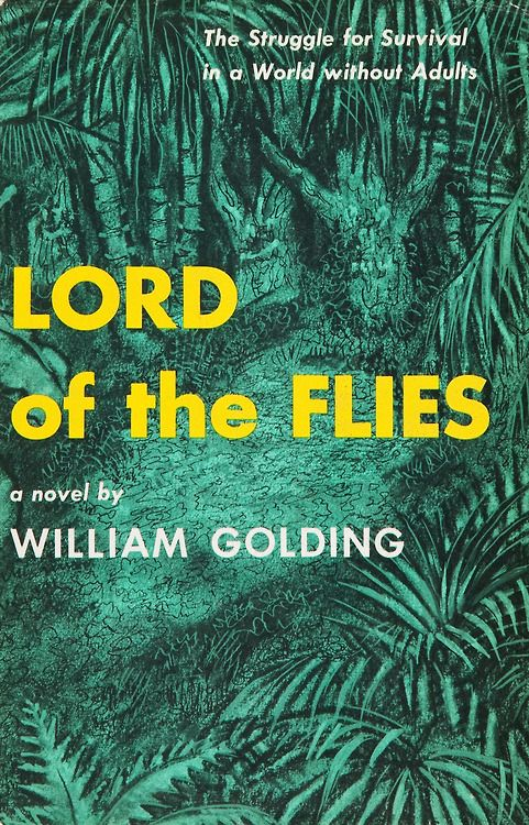Lord of the Flies - William Golding. On my to read list.