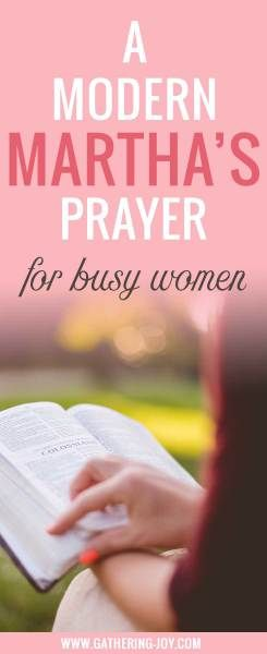 Busy and Distracted?  Do you find it hard to feel close to God?  You'll relate to this prayer.