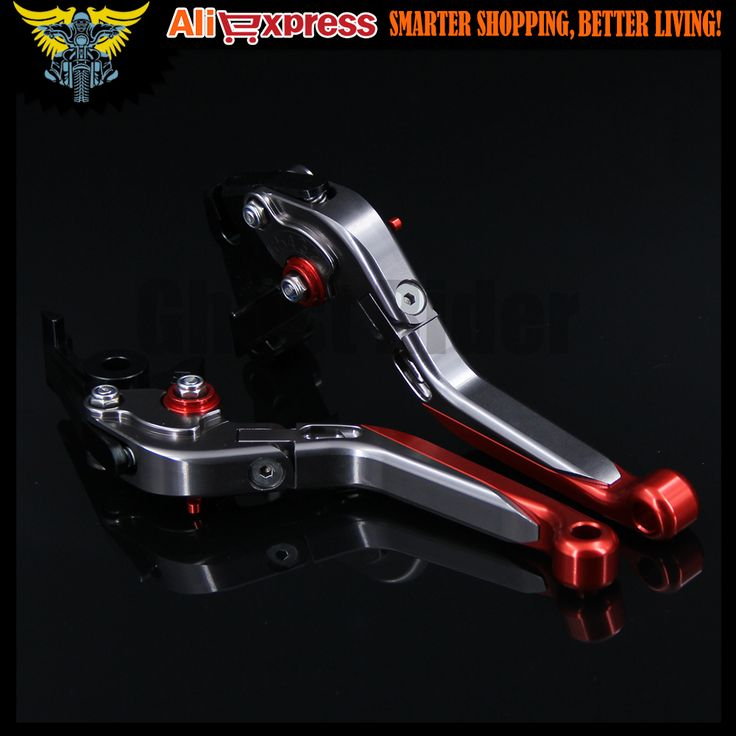 8 Colors CNC Folding Extendable Motorbike Motorcycle Red Brake Clutch Levers For Ducati ST3/S/ABS 2003 2004 2005 2006 2007