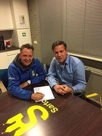 Op donderdag 3 december heeft rksv Sarto met trainer Werner Cools overeenstemming bereikt over contractverlenging. Het bestuur van de club is uitermate tevreden over zijn functioneren en de sportieve prestaties van Sarto 1. Zijn motivatie, voetbalvisie en ervaring met het inpassen van talentvolle jeugdspelers zijn belangrijke redenen geweest om Werner langer aan Sarto te binden.