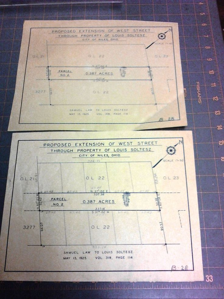 101 best old blue prints drafting tools engineers maps supplies 2 vintage blueprint niles ohio extension of west st soltesz 1925 malvernweather Image collections