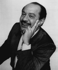 Sherman Alexander Hemsley was an American actor, best known for his role as George Jefferson on the CBS television series All in the Family and The Jeffersons, and as Deacon Ernest Frye on the NBC series Amen. Wikipedia Born: February 1, 1938, Philadelphia, Pennsylvania, United States Died: July 24, 2012, El Paso, Texas, United States Height: 1.68 m Buried: Fort Bliss National Cemetery Parents: William Hemsley
