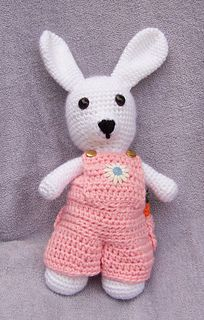 brownfrances' Overalls For Bunny
