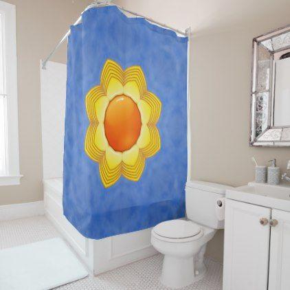 style lounge shower curtain. Sunny Day Kaleidoscope Vintage Shower Curtain  beautiful gift idea present diy cyo Best 25 shower curtains ideas on Pinterest