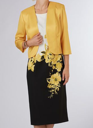 a5cee51ffa98a Main Floral Jacket Dress by Maya Brooke®