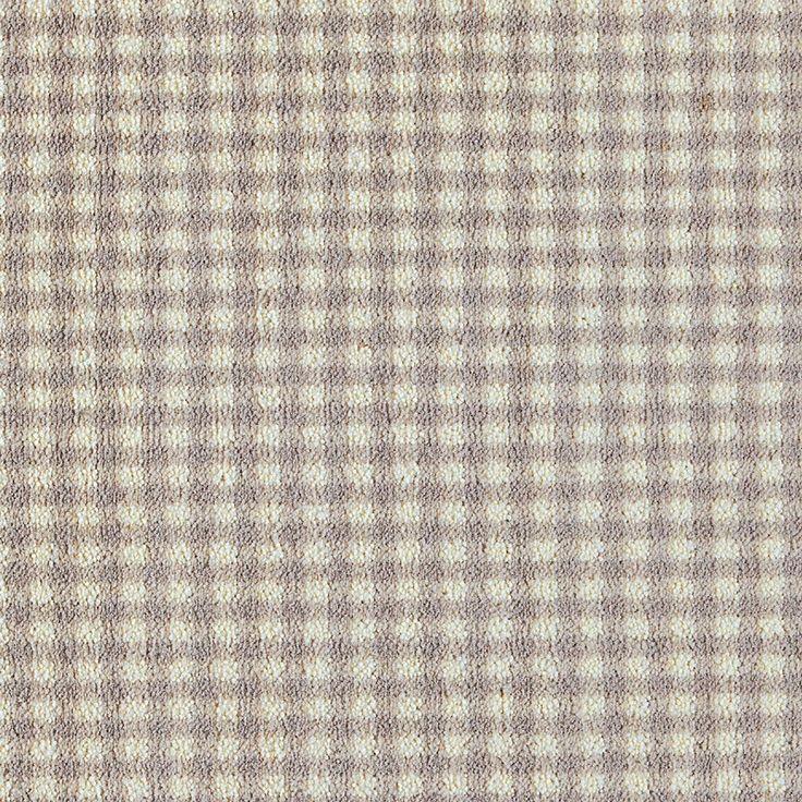 Pebble Gingham carpet, Padstow range   Brintons Carpets