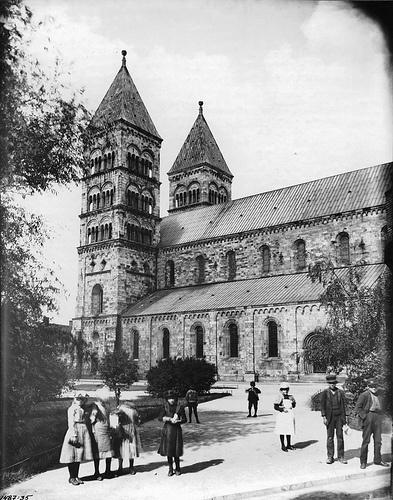 Lund Cathedral, Skåne, Sweden by Swedish National Heritage Board